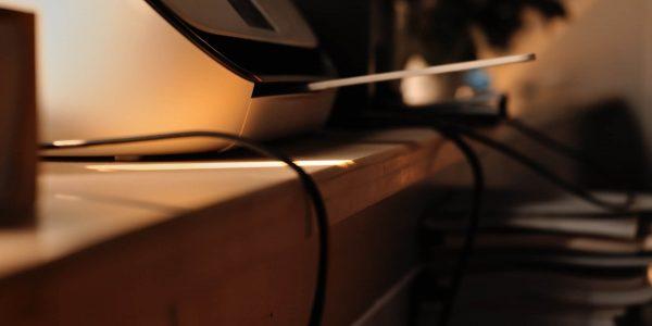 drukarka na stole